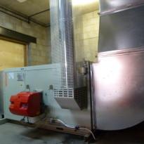 Hatchery Heat Recovery System